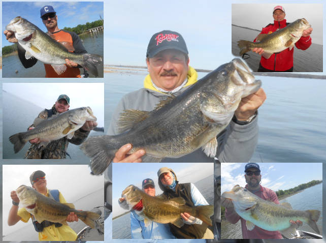 David Vance Lake Fork fishing guide